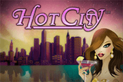 Hot City NetEnt slot machine